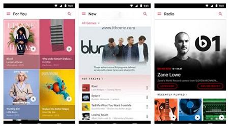 安卓版Apple Music大受欢迎:谷歌商店下载已过千万