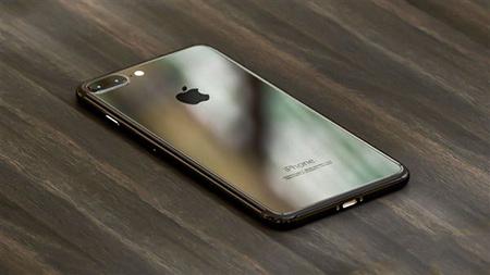 iPhone7深黑色和钢琴黑颜色对比3