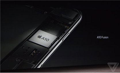 苹果Plus A10全新处理器解析:四核搭配,电池不累