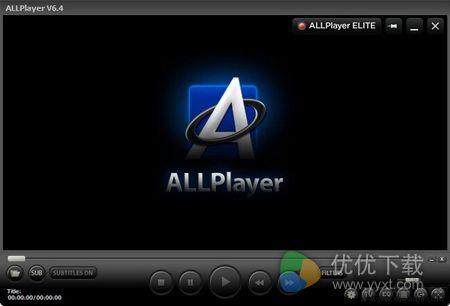 AllPlayer 官方版 V6.9.0.0 - 截图1
