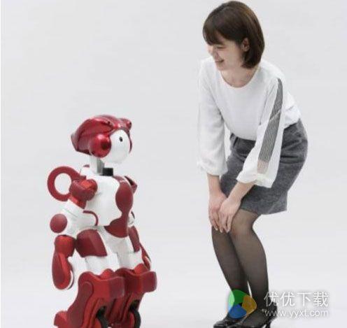 机器人EMIEW3