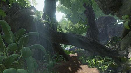 白莲花互动娱乐发布旗下VR游戏:XING:The Land beyond支持HTC Vive4