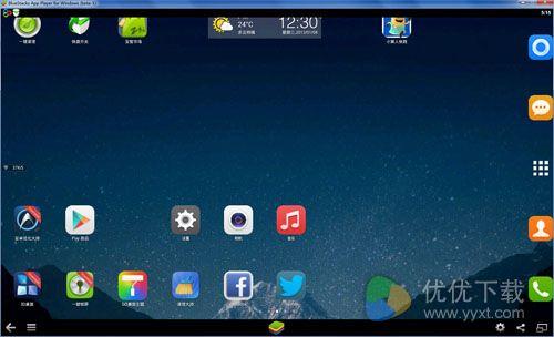 BlueStacks 3安卓模拟器 v3.1.0.222 - 截图1