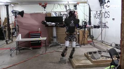波士顿动力机器人
