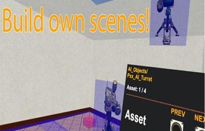 单人FPS VR射击游戏《BULLETS AND MORE》已上架1