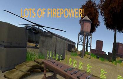 单人FPS VR射击游戏《BULLETS AND MORE》已上架3
