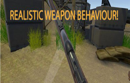 单人FPS VR射击游戏《BULLETS AND MORE》已上架5