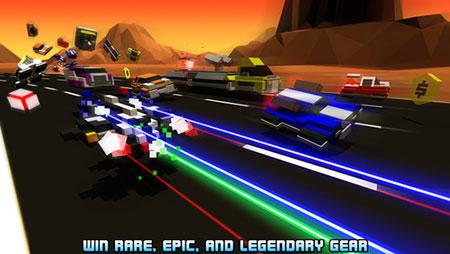 极速飞船:抓捕行动破解版 iOS版V1.2 - 截图1
