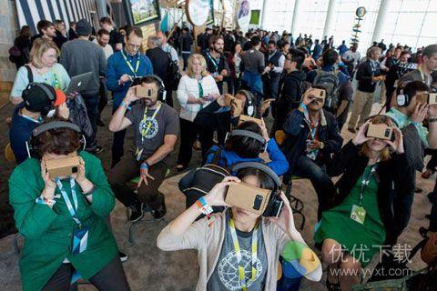谷歌VR拍照应用