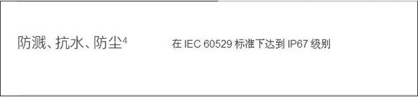 IP68级防水什么意思呢?