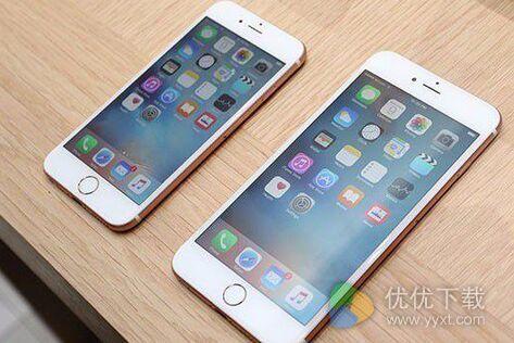 苹果7和苹果6S配置参数介绍