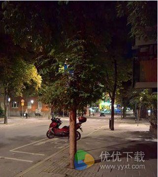 苹果iPhone7与微软Lumia950低光环境下拍照比较7