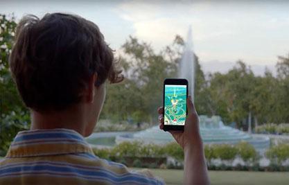 《口袋妖怪GO》持续74天位居美国苹果公司iPhone应用榜首