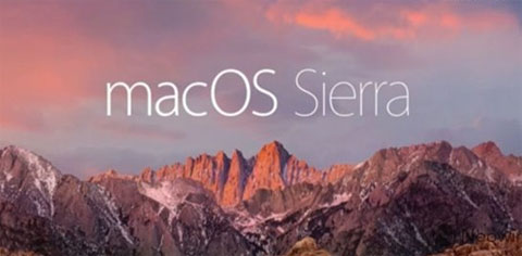 苹果macOS Sierra