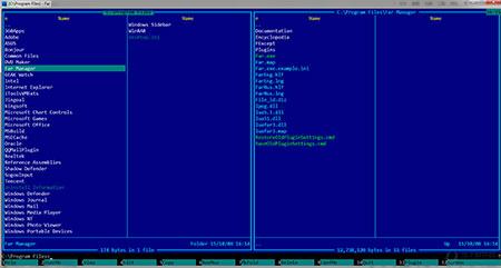 Far Manager x86 官方版 V3.0 - 截图1