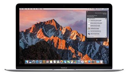 苹果macOS Sierra正式版固件更新内容大全