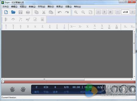 EOP简谱大师官方版 v1.5.9.21 - 截图1