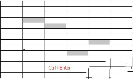 Excel怎么快速输入各类数据的4