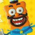 饼干警长QQ表情3D版