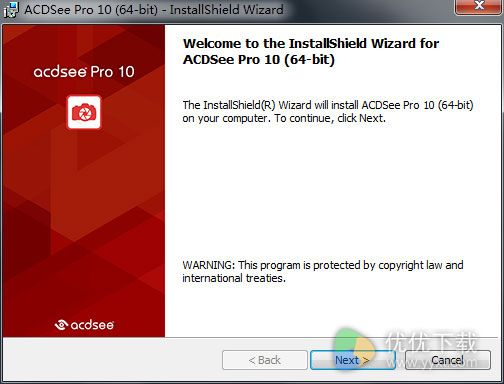 ACDSee Pro 10 64位注册版 V10.0.625 - 截图1