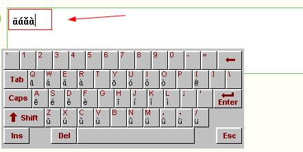 搜狗输入法如何打带声调的拼音字母5