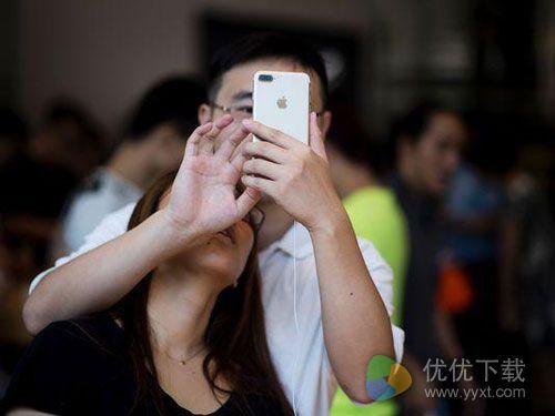 iPhone 7销量不一