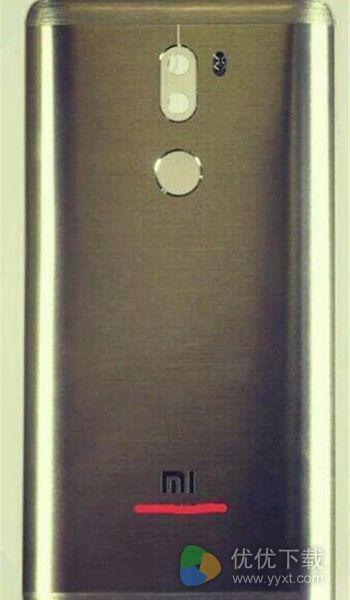 小米5s外形曝光!三段式设计5.5英寸屏幕5