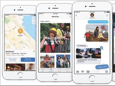 iOS 10.1首个公测版发布 新增双摄像头拍摄