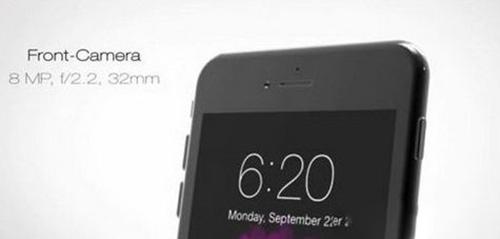 iphone7s plus概念机设计图曝光 iphone7s plus最新消息概念机图片3