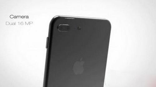 iphone7s plus概念机设计图曝光 iphone7s plus最新消息概念机图片5