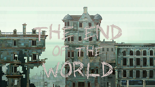 The End of the World测评:满足你的冒险梦1