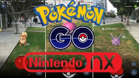 任天堂CEO:《口袋妖怪GO》即将登陆NX主机