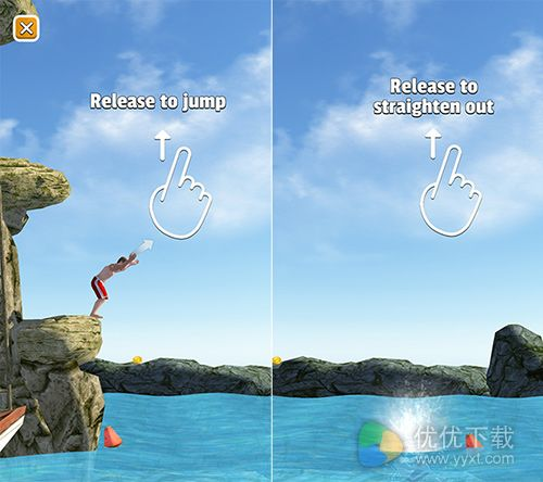Flip Diving测评2