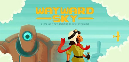 VR游戏:《Wayward Sky》即将发布