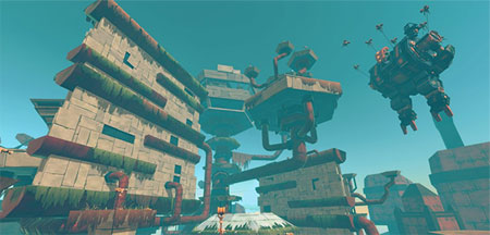 VR游戏:《Wayward Sky》即将发布3