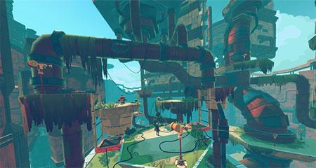 VR游戏:《Wayward Sky》即将发布4