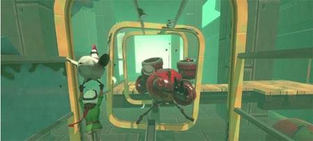VR游戏:《Wayward Sky》即将发布7