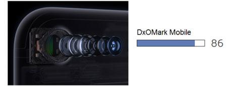 DxOMark评测苹果iPhone7摄像头:多优点,低光拍摄待加强