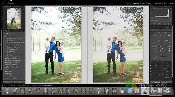 Lightroom图像管理工具官方版 V6.5 - 截图1