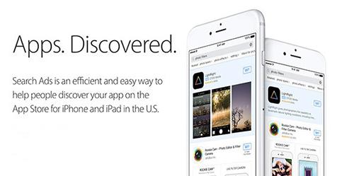 苹果App Store正式推出新功能:开发者可购买搜索结果付费广告