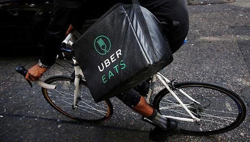 Uber全球送外卖