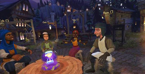 VR新作Werewolves Within将上线:高级别智商的考验5