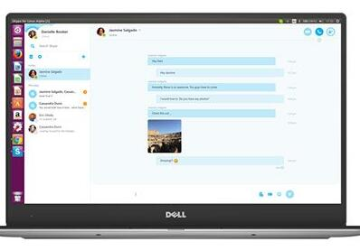 Skype Linux版 v1.9 - 截图1