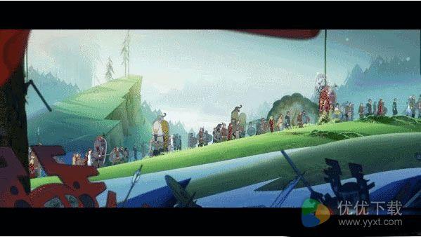 《旗帜的传说2》悄然上架2