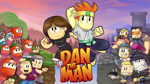 Dan The Man iOS版 V1.0.7 - 截图1