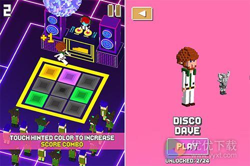 Disco Dave测评:像素迪斯科其乐无穷3