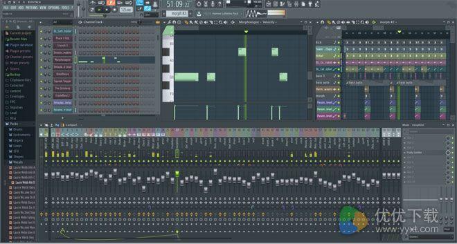 FL Studio 12官方版 - 截图1