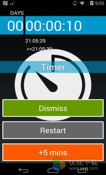 生活计时器安卓版 v6.3 - 截图1