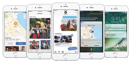 苹果公布iOS10普及率数据   iOS10的系统占比达到了54%
