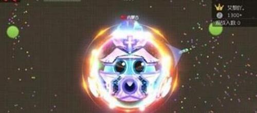 球球大作战魔镜绝版光环获取方法